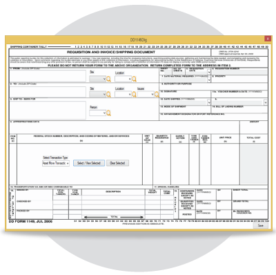 inventory asset tracking military dd form image1