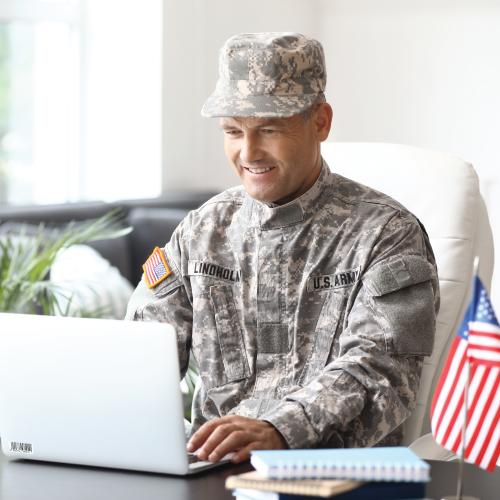 asset tracking military image