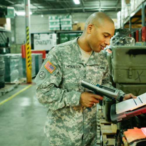 Inventory System Military img6