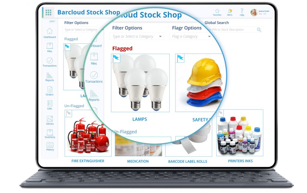 Inventory System Shopping Cart Image4