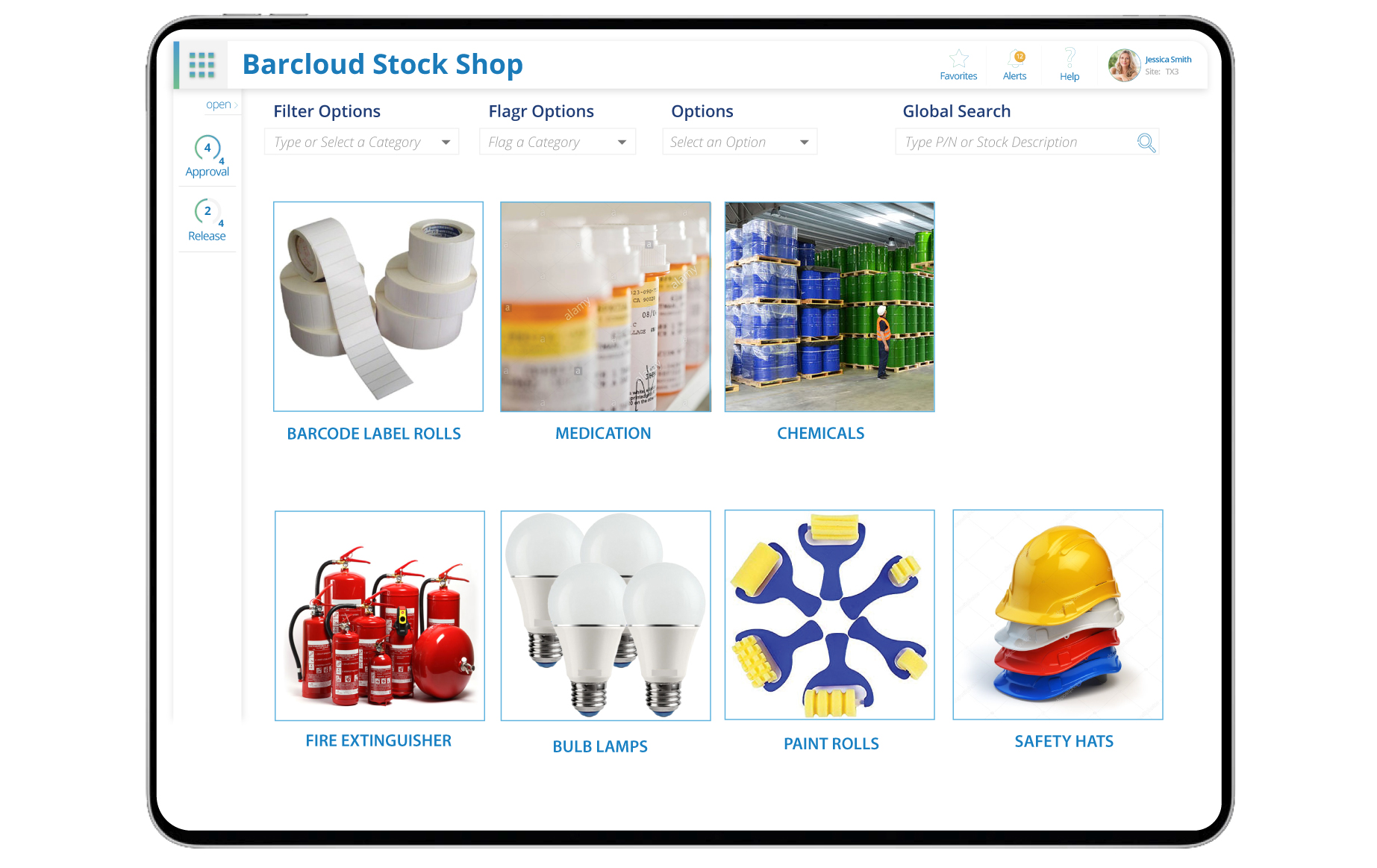 Inventory System Shopping Cart Image5