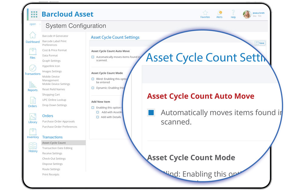 Asset Tracking Cycle Count Image2