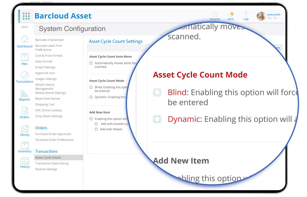 Asset Tracking Cycle Count Image4
