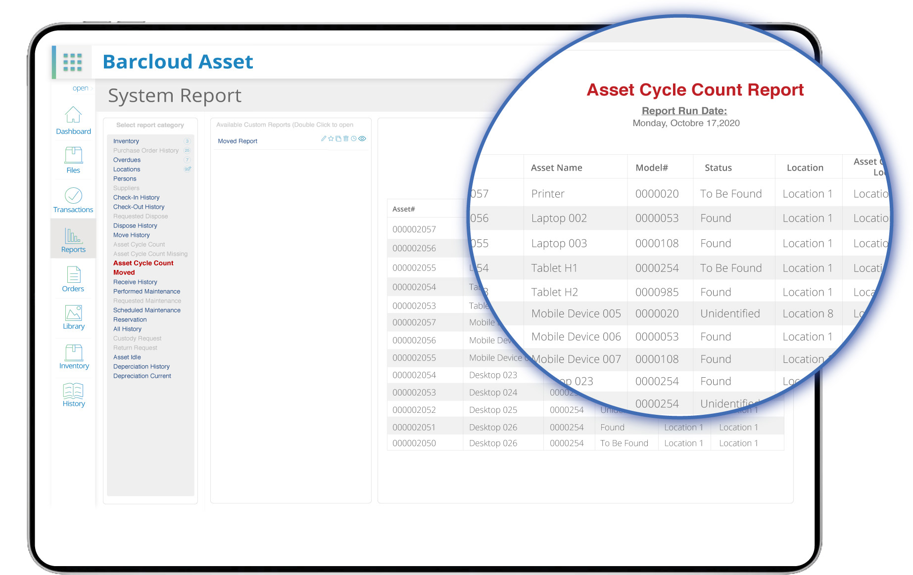 Asset Tracking Cycle Count Image7