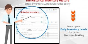 ASAP Systems introduces its Historical Inventory Feature for its Inventory System