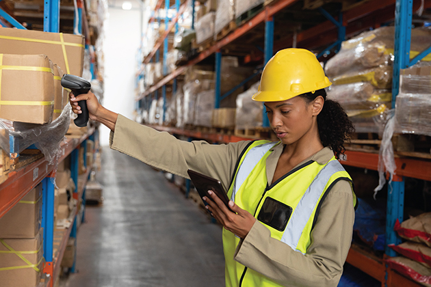 Inventory System Mobile App Image1