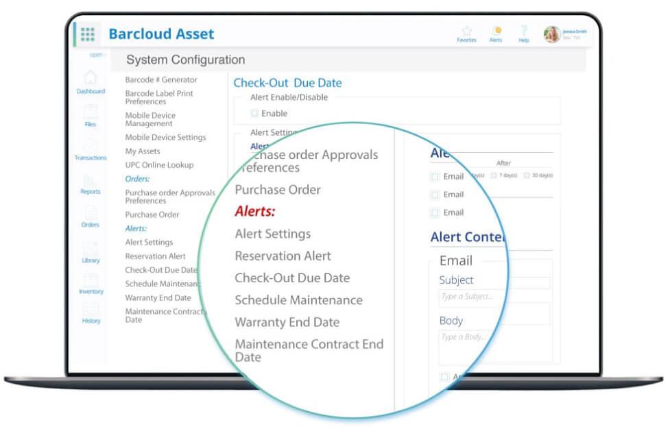 Asset Tracking Alerts Image1