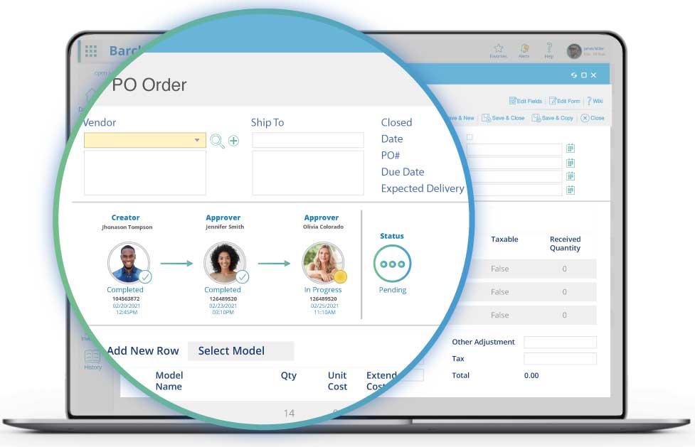Inventory System Order Management Image2