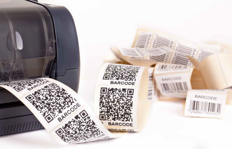 asset tracking barcode
