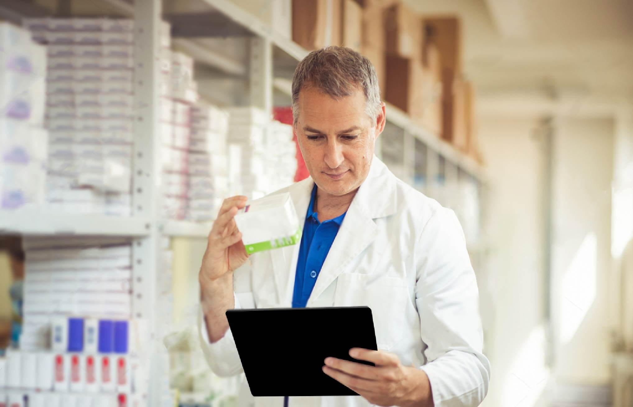 Inventory system asset tracking healthcare image