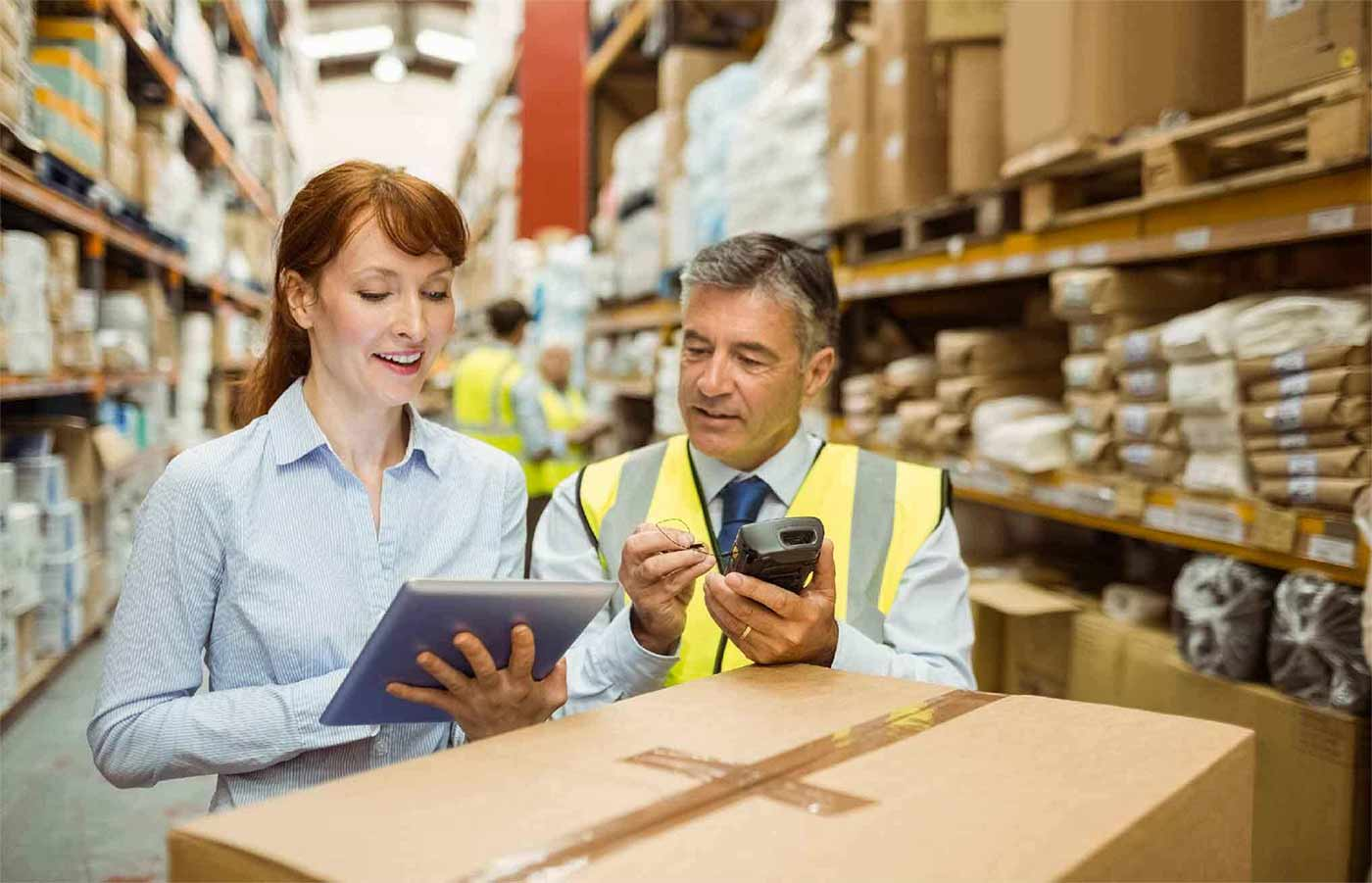 solution inventory tracking
