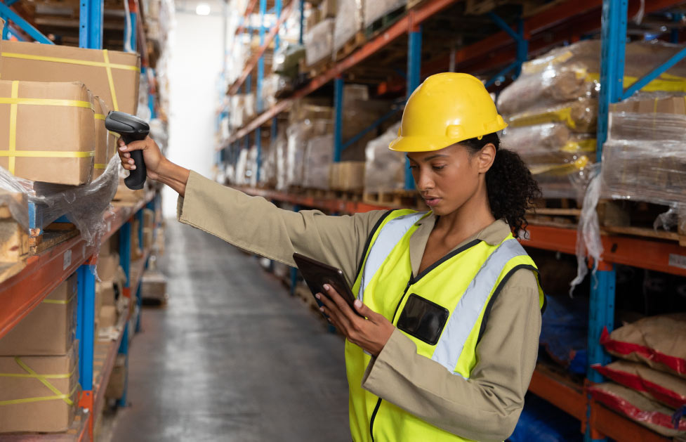 Solution Barcoding Software Tracking