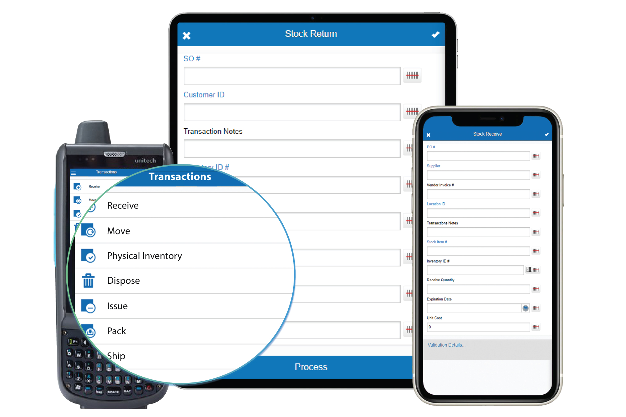 Warehouse Inventory Tracking System