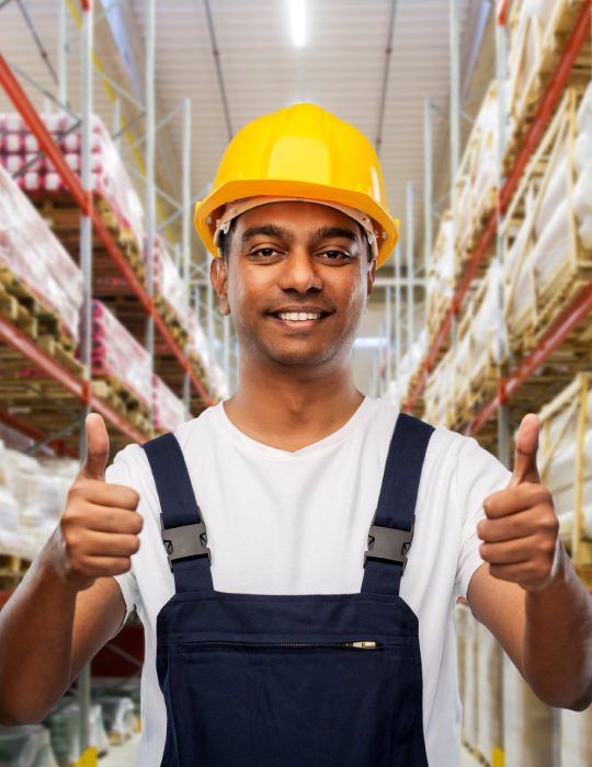 Warehouse Tracking Inventory System