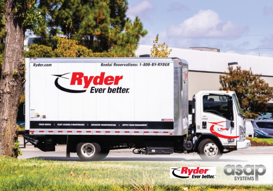 inventory asset tracking solution ryder